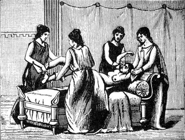 можно прервать раннюю беременность народными